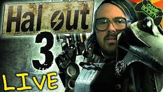 Fallout 3 With Hal Thompson LIVE - Game Society