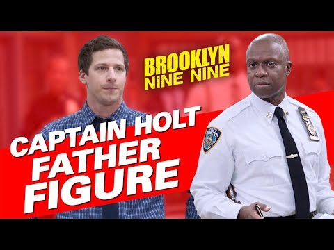 Captain Holt Father Figure | Brooklyn Nine-Nine