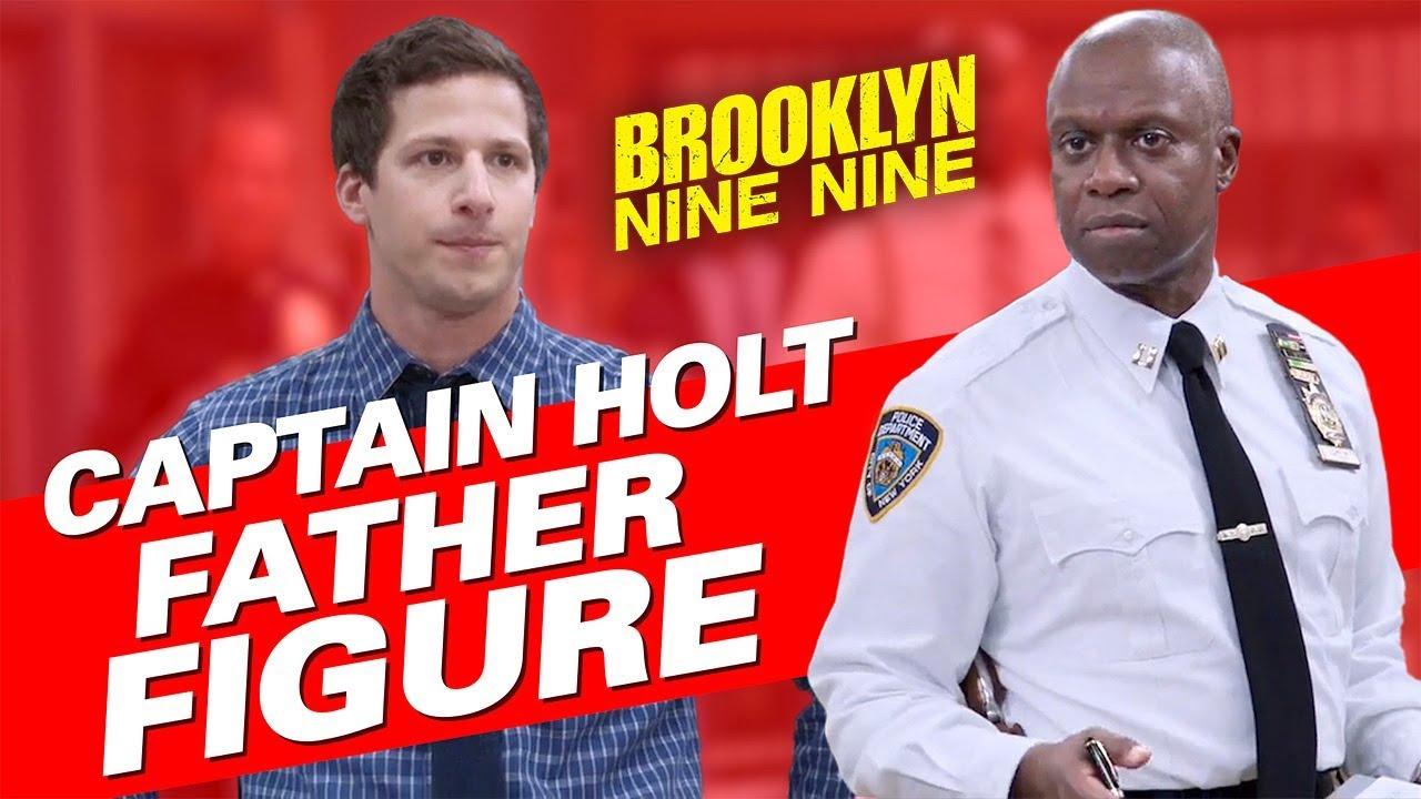 Download Captain Holt Father Figure   Brooklyn Nine-Nine
