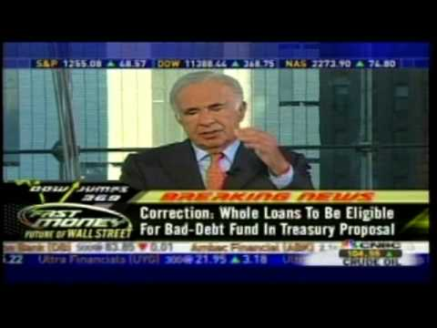 Pt 2) Carl Icahn - Fast Money - Sept. 19,  2008 - How We Got Here