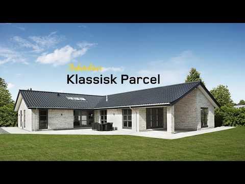 Klassisk Parcelhus fra HusCompagniet — Danskernes foretrukne