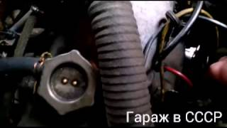 видео Как настроить зажигание на Москвиче