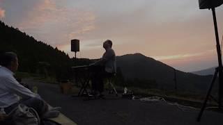 ピアノコンサート@天空の棚田