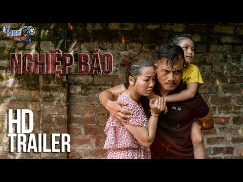 Trailer HD | Nghiệp Báo | Phim Giang Hồ | Phim Xã Hội Đen