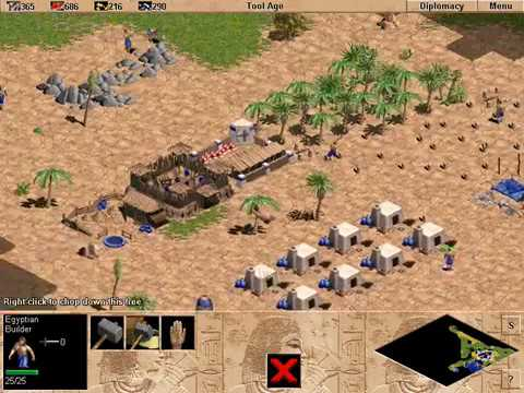 Age Of Empires 1 Gameplay Youtube