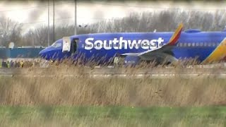'She Has Nerves Of Steel'; Pilot Safely Lands Jet With Blown Out Engine
