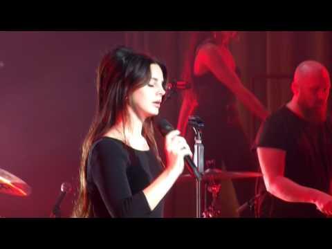 """Born to Die"" - Lana Del Rey live @ Brixton Academy, London, UK 24 July 2017"