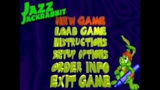Jazz Jackrabbit 1 Music