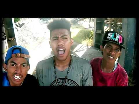 D58 PRAJURIT DSB - wah hebat itu (Feat. BLOREP SOULJHA) Official Video