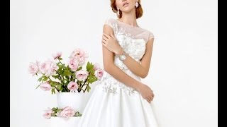 Свадебные платья короткие