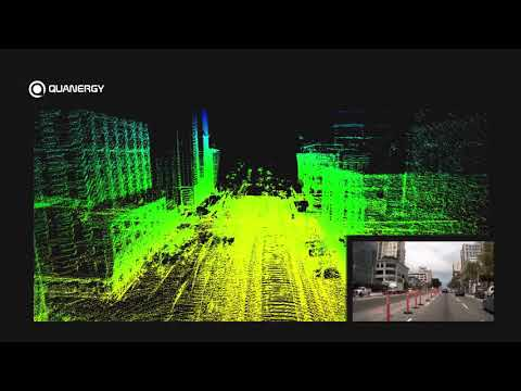 Quanergy Maps the Streets of San Francisco