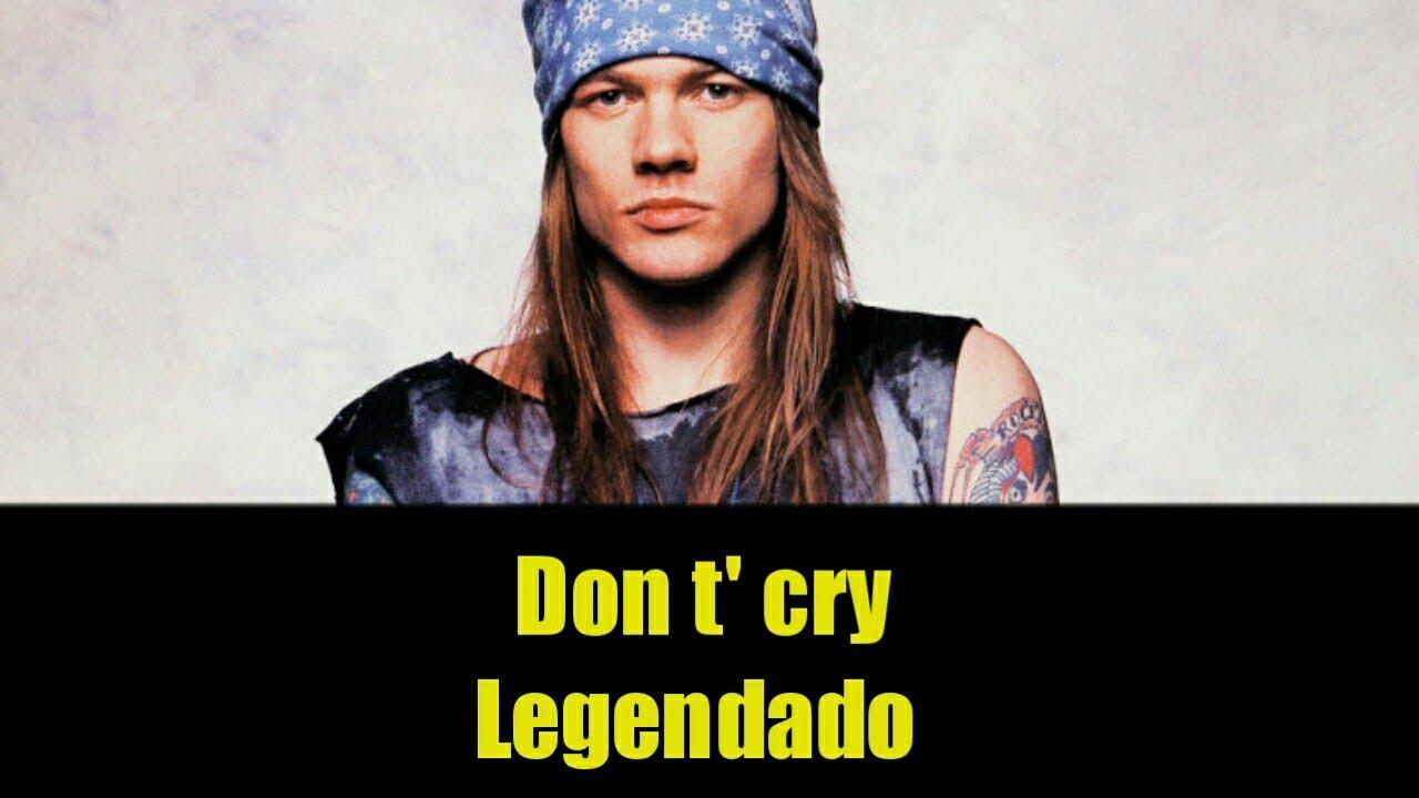 Download Guns n'roses:Don 't cry (legendado)