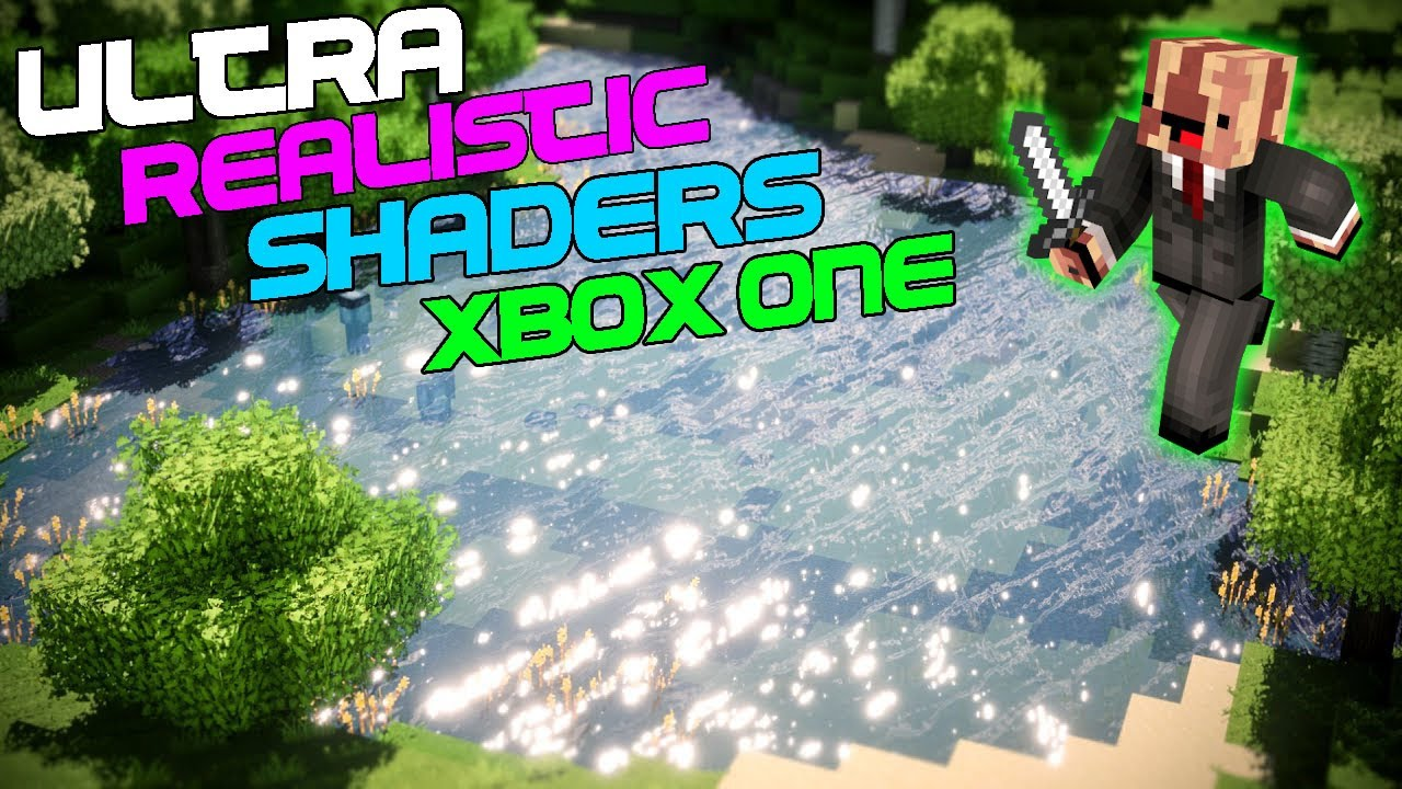 How To Install Ultra Realistic Shaders on Minecraft Xbox One (No Lag)