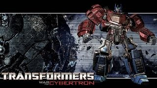 Transformers War For Cybertron Walkthrough Complete Game Movie