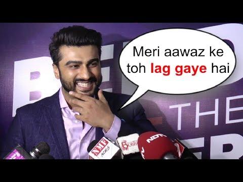 Arjun Kapoor FIRST INTERVIEW After Sonam Kapoor's Wedding