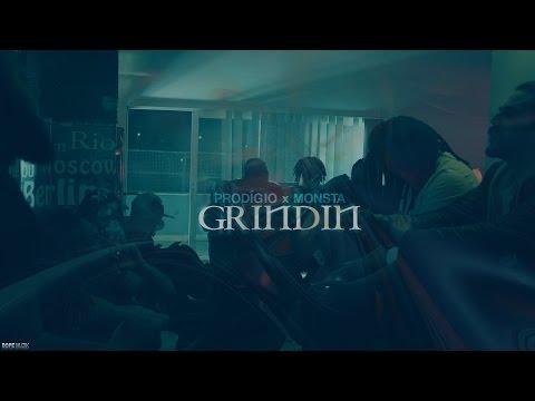 Monsta - Grindin (Feat: Prodígio)