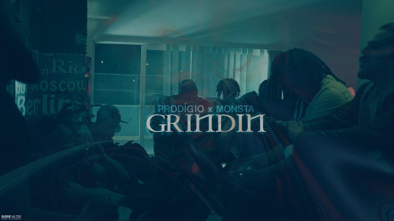 Download Monsta - Grindin (Feat: Prodígio)