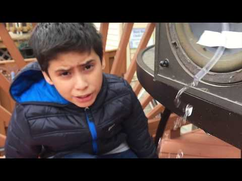 Science project - Ashburn elementary school 2015