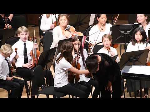 Santa Barbara Strings Winter Concert 2017 03 Sinfonietta