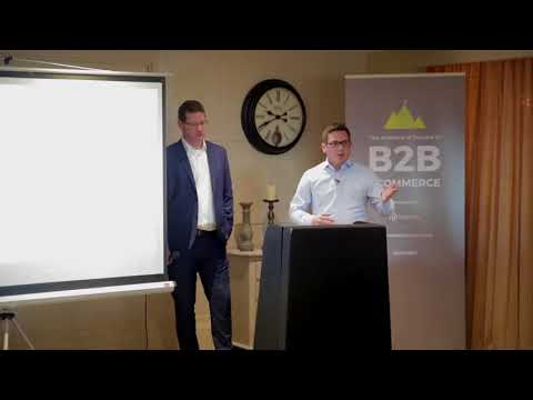 The Future of Online Ordering (Guy Hewison & Russell Schlaudraff - Brymec)