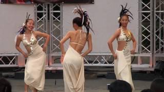 Miss Hula Hawaii Contest2010より~曲名tapiri mai na(タピリマイナ) / Teiva LC