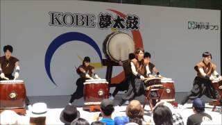wadaiko japan taiko drums -KOBE festival_11-