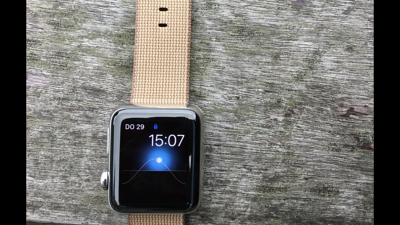 Apple Watch Series 2 videoreview