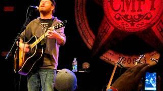 Corey Taylor - Wonderful Tonight (Sound Check) World Cafe Live, Philadelphia (12-6-11)
