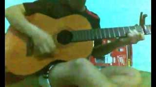 trai tim ben le - guitar cover - Bằng Kiều