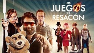 vuclip Los juegos del resacon   Películas Completas En Español Latino