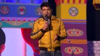 Kapil Sharma at Tawang Festival 2019, Arunachal Pradesh
