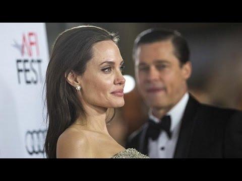 Clap de fin pour le couple Angelina Jolie-Brad Pitt