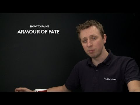 WHTV tip of the Day - Armour of Fate.