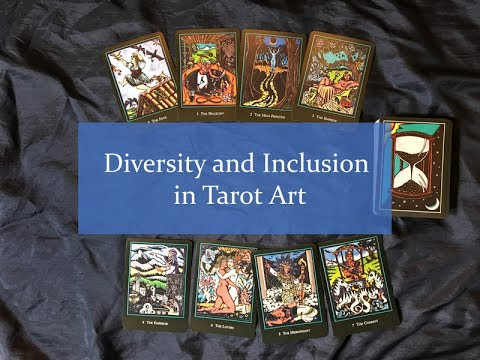 Diversity & Inclusion in Tarot (And free book update)
