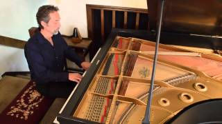 Scott Kirby Piano: Magnetic Rag by Scott Joplin