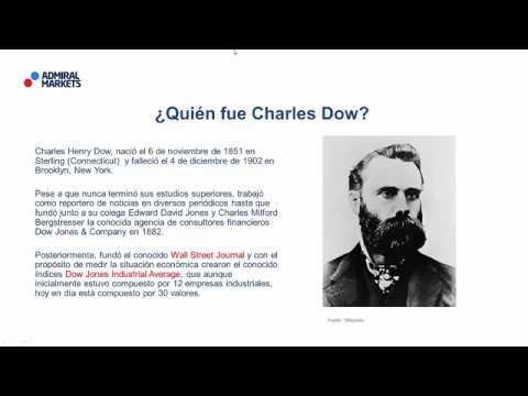 La teoría de Dow y sus aplicaciones