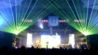 Younger Brother - All I Want, presentation Vaccine, live concert, Arena Moscow, 2011-03-07
