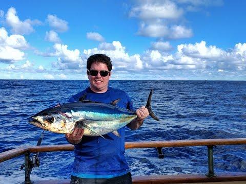 Tuna Fishing, Westport Washington