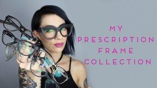 My Prescription Glasses Collection