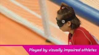 Goalball at the London 2012 Paralympic Games