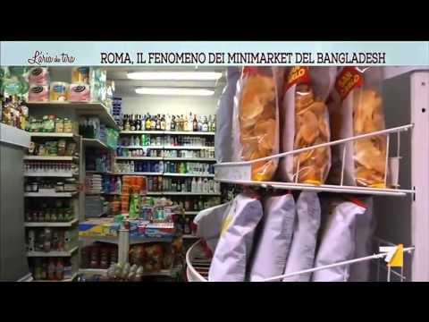 Roma, Il Fenomeno Dei Minimarket Del Bangladesh