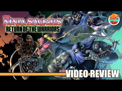 Review: The Ninja Saviors - Return of the Warriors (PlayStation 4 & Switch) - Defunct Games