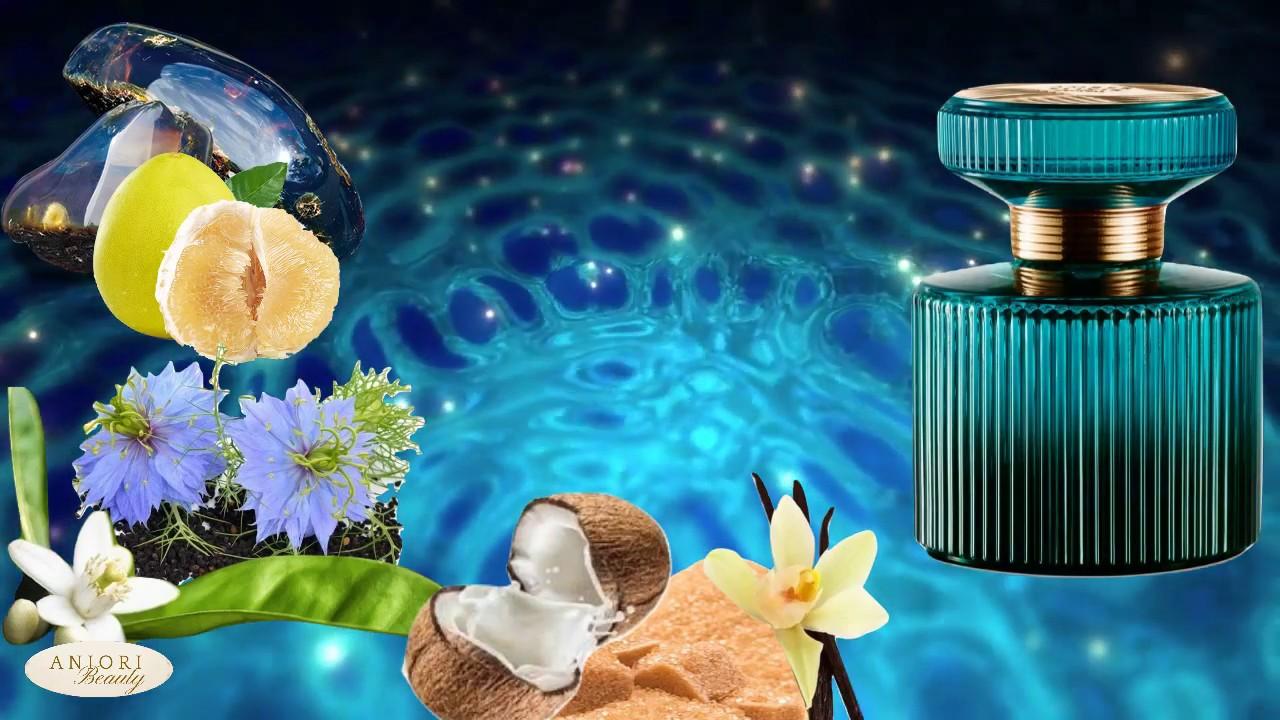 Oriflame Amber Elixir Crystal Parfüm Youtube