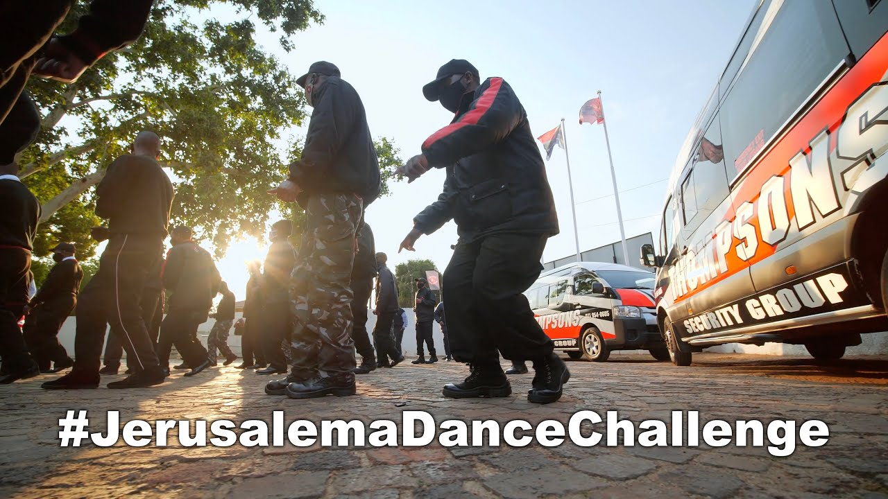 Jerusalema Dance Challenge | Thompsons Security Group