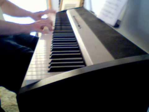 [Piano Solo] Glenn Lewis/Michael Jackson ~ Fall Again