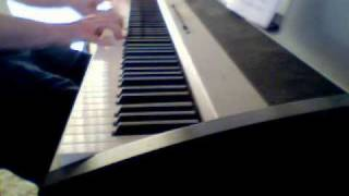 [Piano Solo] Glenn Lewis/Michael Jackson ~ Fall Again