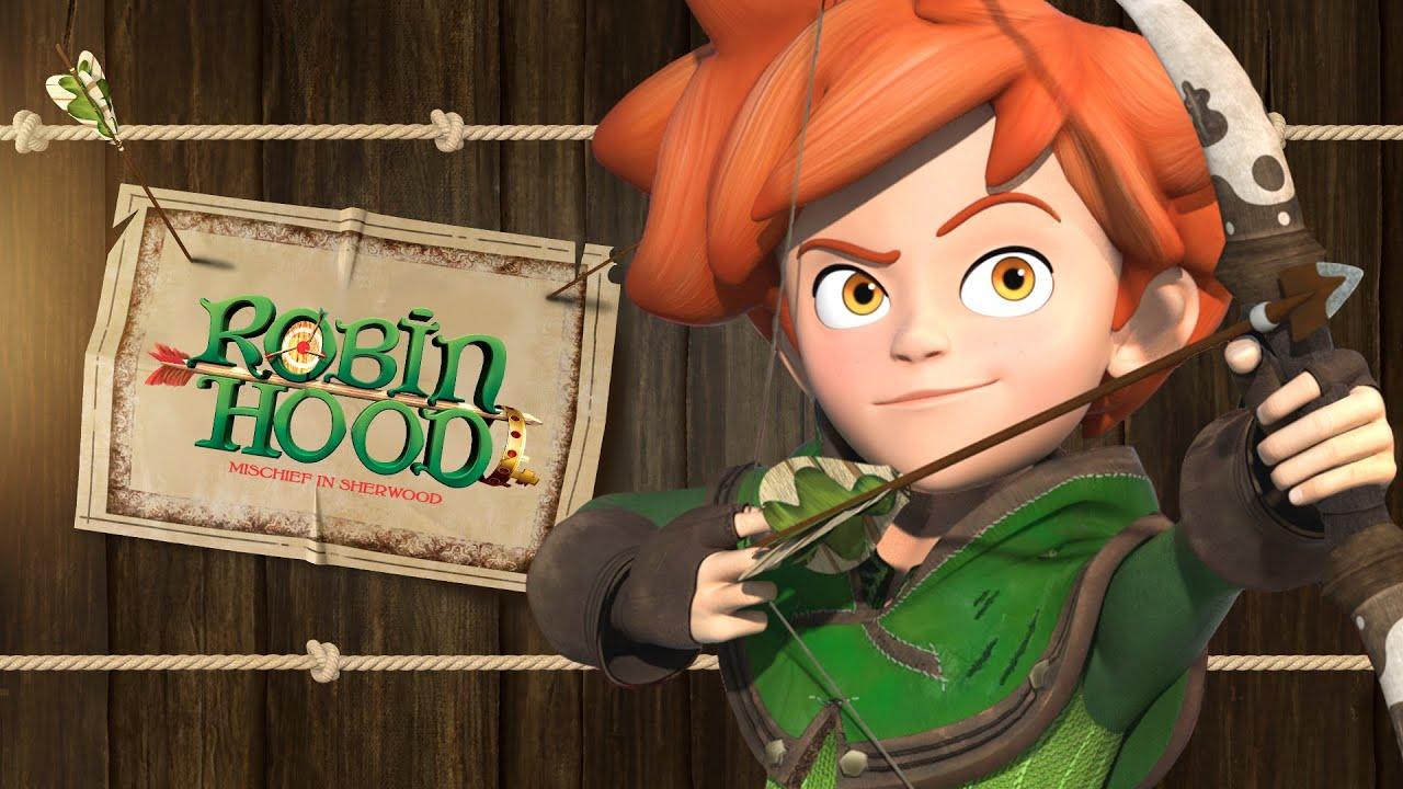 Download ROBIN HOOD 🏹 ROBIN - Compilation 👑 Season 2