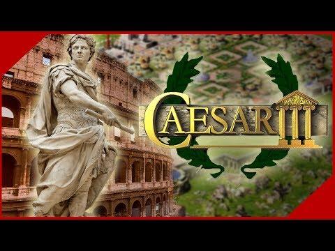 Caesar 3 - Римская Империя в 1920x1080!