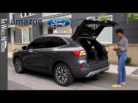 2020 Ford Escape – Key by Amazon Delivery