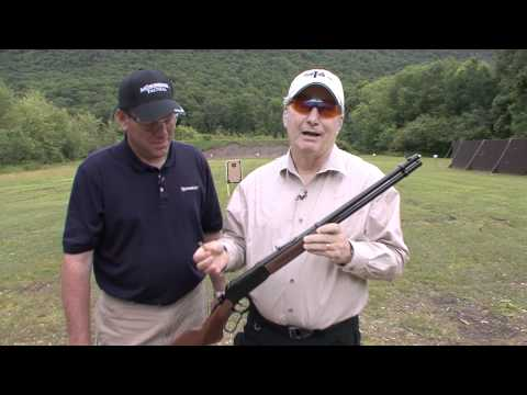 Mossberg 30-30 Lever-Action Rifle